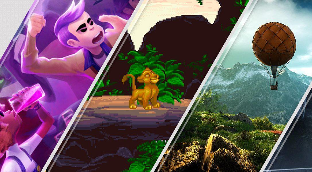 Estos son los nuevos lanzamientos de PlayStation Store de esta semana