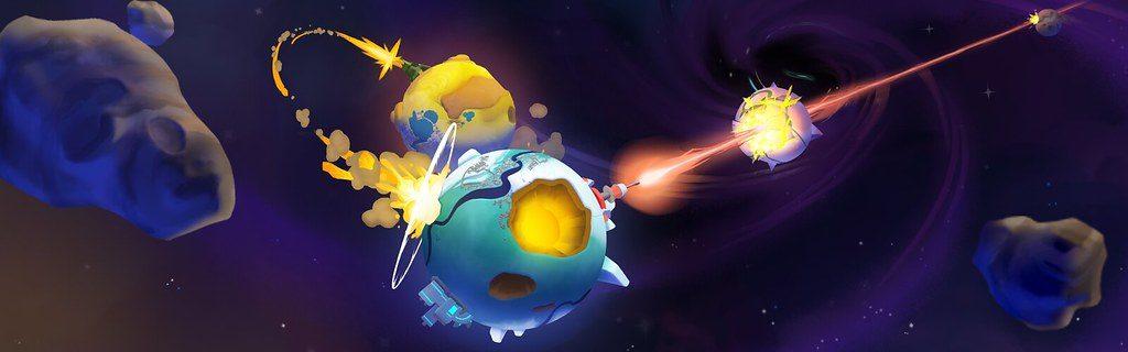 Todo sobre el caos cósmico de Worbital, ya disponible en PS4