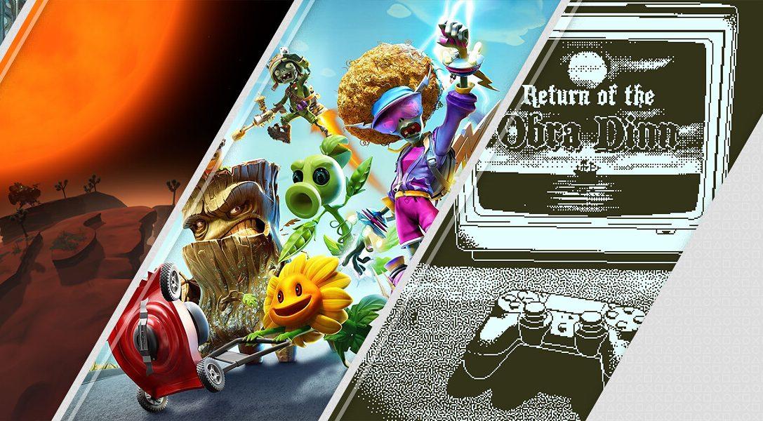 Estos son los lanzamientos de esta semana en PS Store
