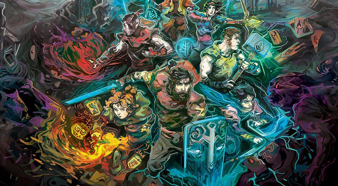 Lucha contra el mal con cada miembro de una familia de héroes en el juego de rol Children of Morta
