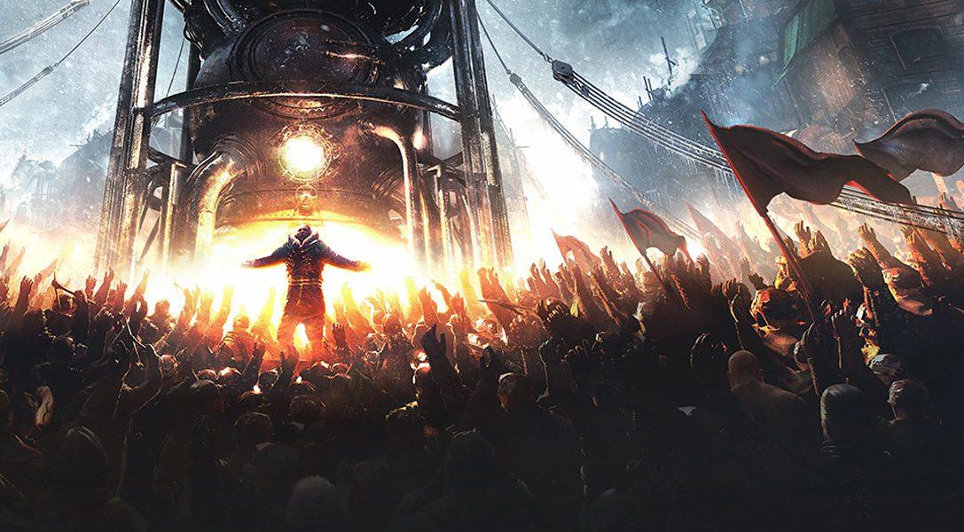 Cómo el juego de estrategia y construcción Frostpunk se adapta a los controles de PS4