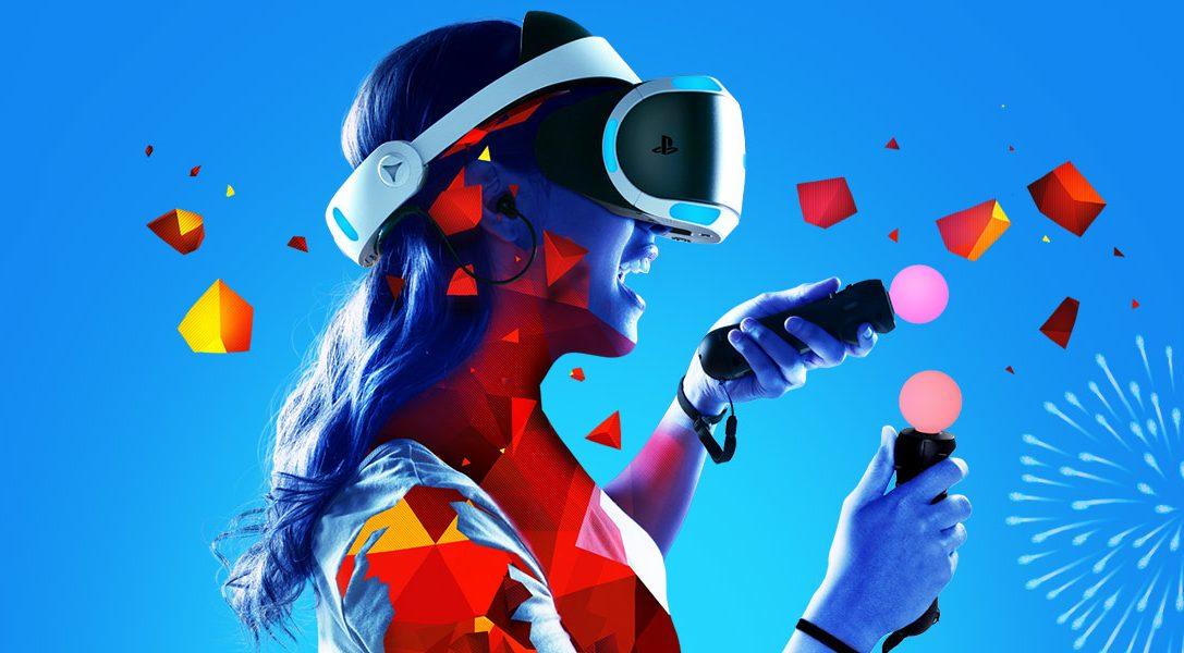 PlayStation VR celebra su tercer aniversario con descuentos en PS Store