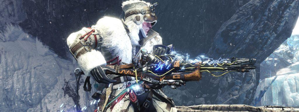 El nuevo equipo de Horizon Zero Dawn: The Frozen Wilds llega a Monster Hunter World: Iceborne