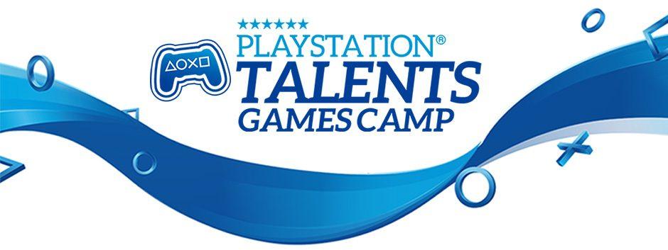 Abierta la convocatoria nacional para los PlayStation Talents Games Camp 2020