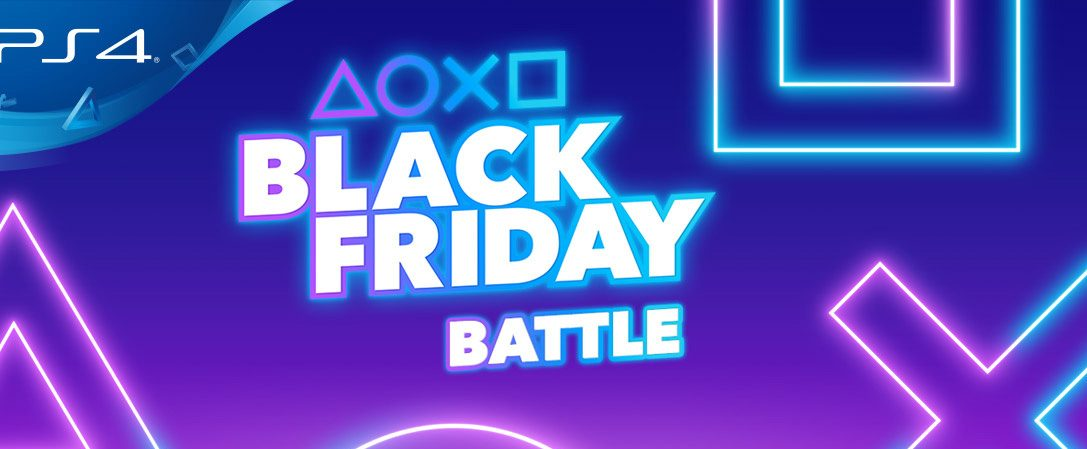 Llega la primera PlayStation Black Friday Battle