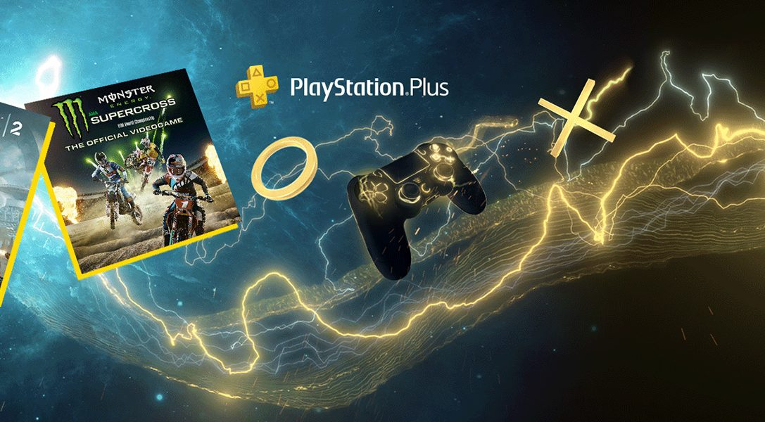 Titanfall 2 y Monster Energy Supercross son tus juegos de PS Plus para diciembre