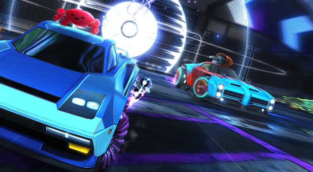 Actualización Blueprint de Rocket League, Rocket Pass 5 saldrá el mes que viene