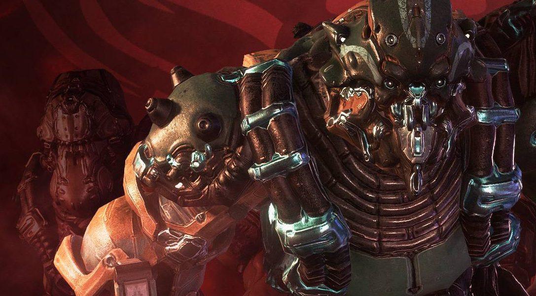 Enfréntate a una némesis inmortal en la actualización de Warframe, La Sangre Ancestral, muy pronto en PS4