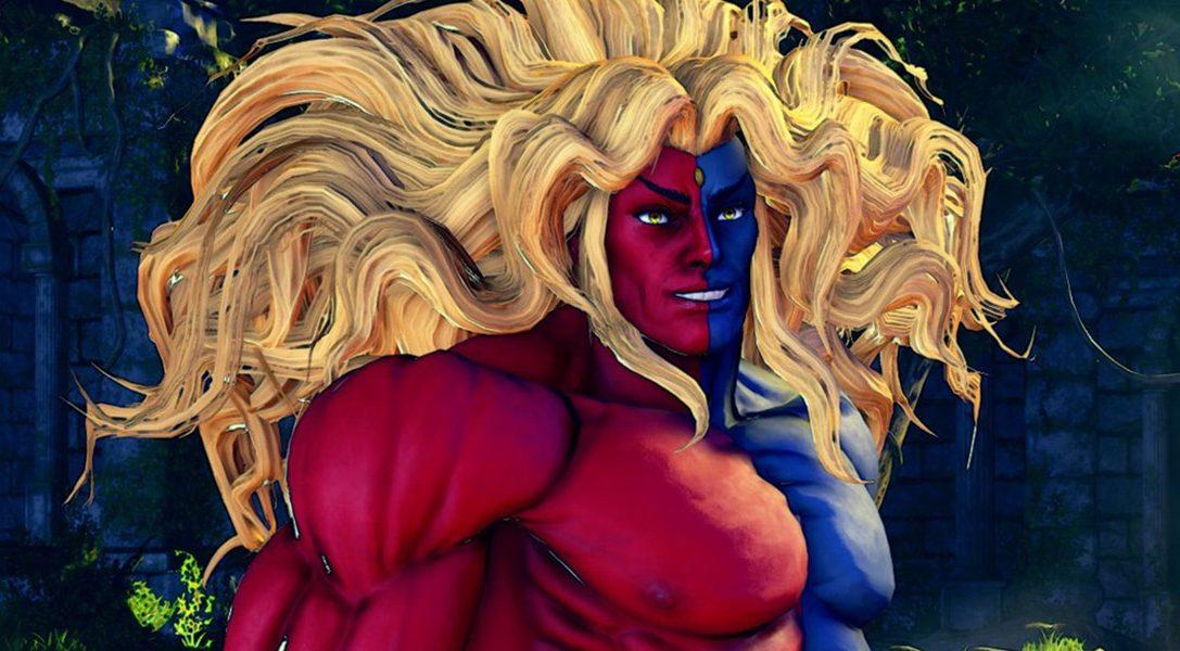 Street Fighter V: Champion Edition llega a PS4 el próximo mes de febrero