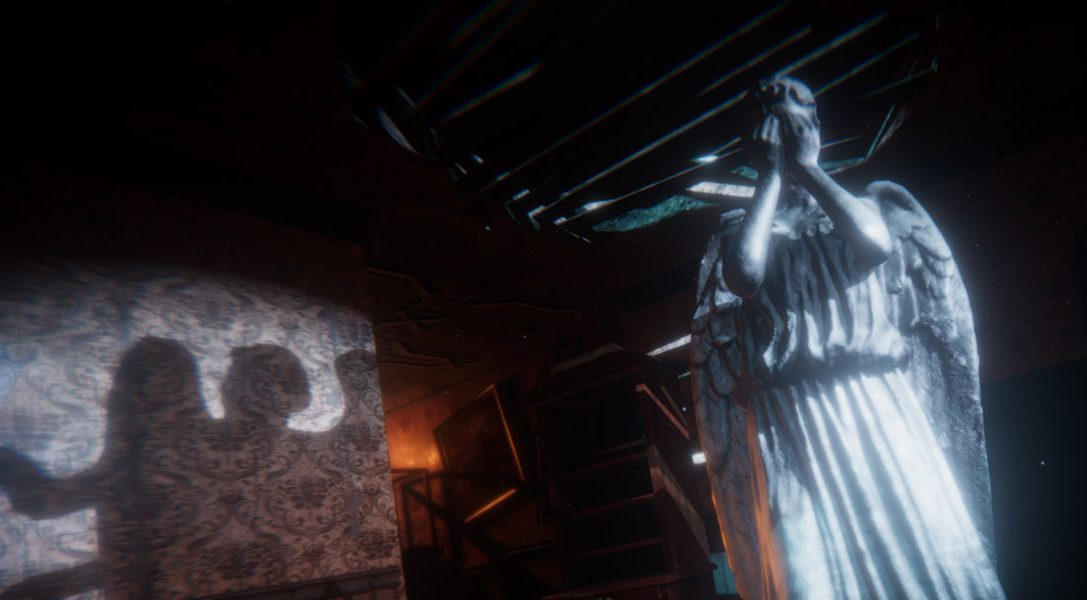 Cómo Doctor Who: The Edge of Time lleva a los ángeles llorosos a PS VR