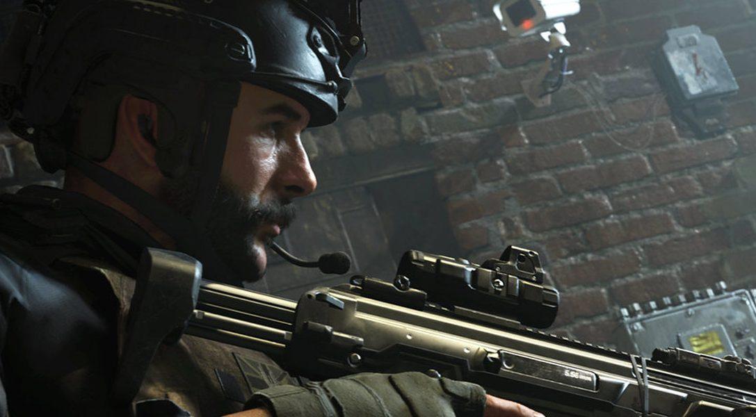 Call of Duty: Modern Warfare fue el juego más descargado de PlayStation Store en octubre