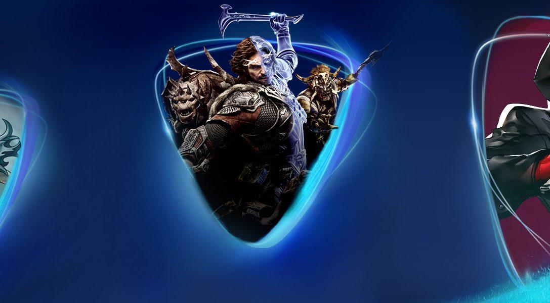 Persona 5, La Tierra Media: Sombras de Guerra y Hollow Knight se unen a PS Now en noviembre