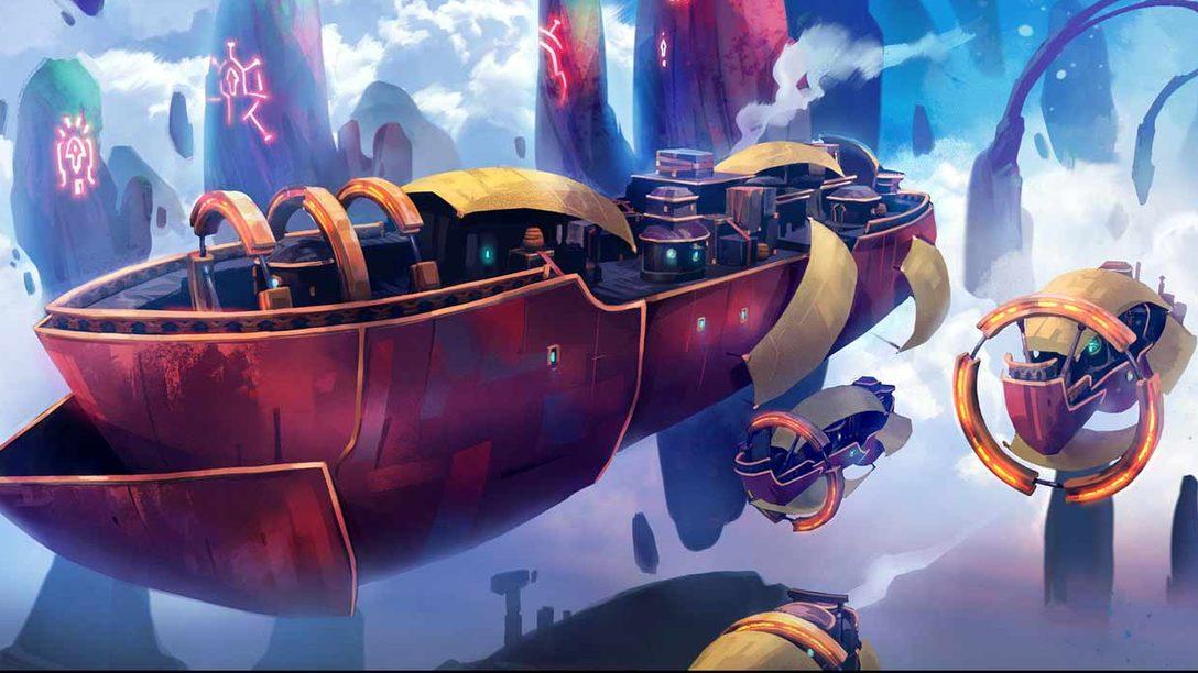 Navega por el cosmos en Stardust Odyssey, disponible a partir de hoy para PS VR