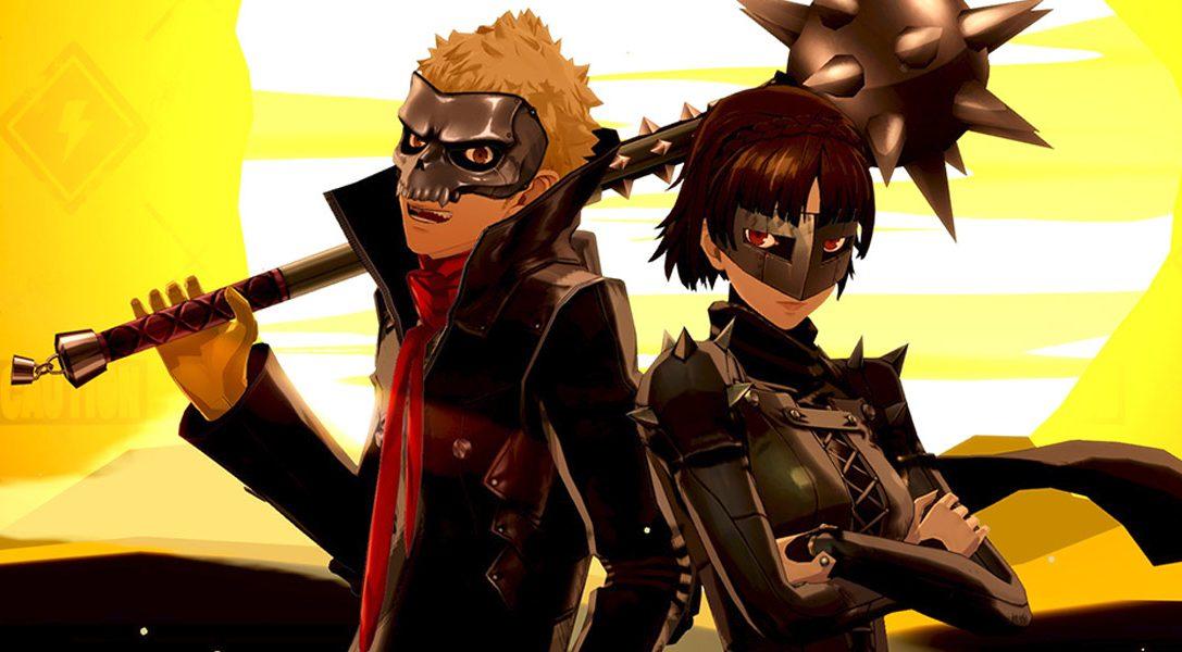 Persona 5 Royal revela su fecha de lanzamiento y detalla sus distintas ediciones