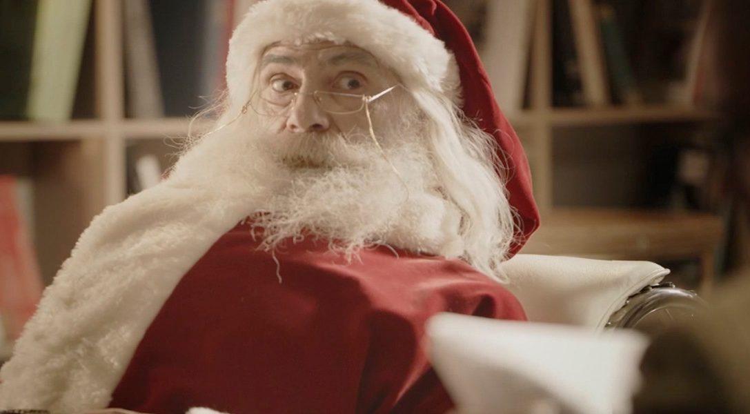 Esta Navidad, ayuda a Papá Noel con las Tarjetas PlayStation