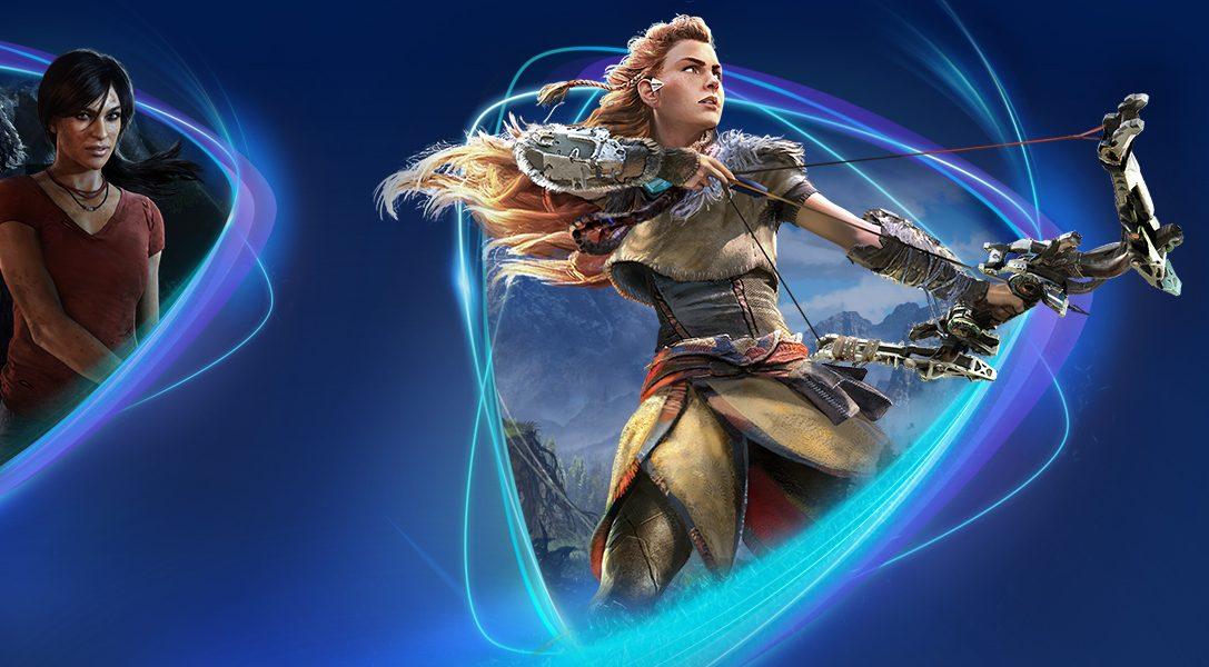 Horizon Zero Dawn, Uncharted: El Legado Perdido y Overcooked! 2 listos para unirse a PS Now en enero