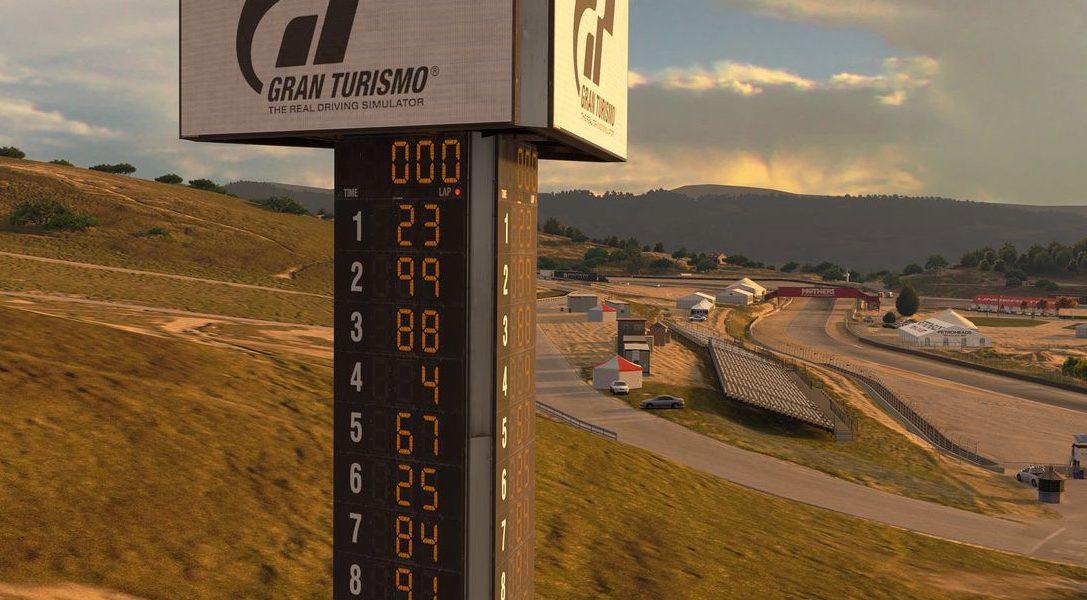 Gran Turismo Sport añade el circuito de Laguna Seca y 7 nuevos coches