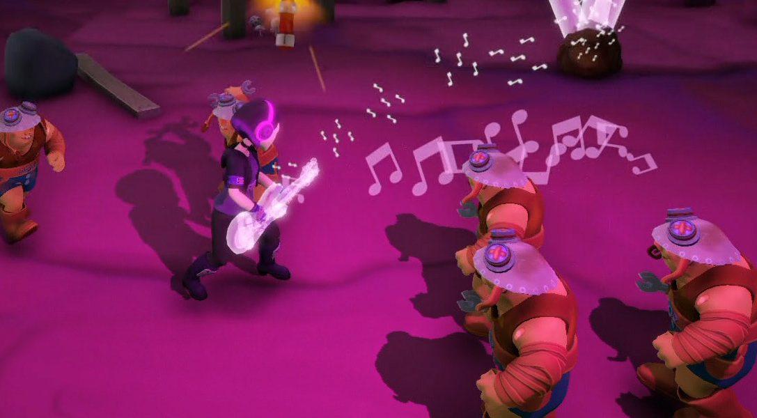 Treasure Rangers | Descubre en PS4 el juego de plataformas y puzles 3D que arroja luz sobre el autismo