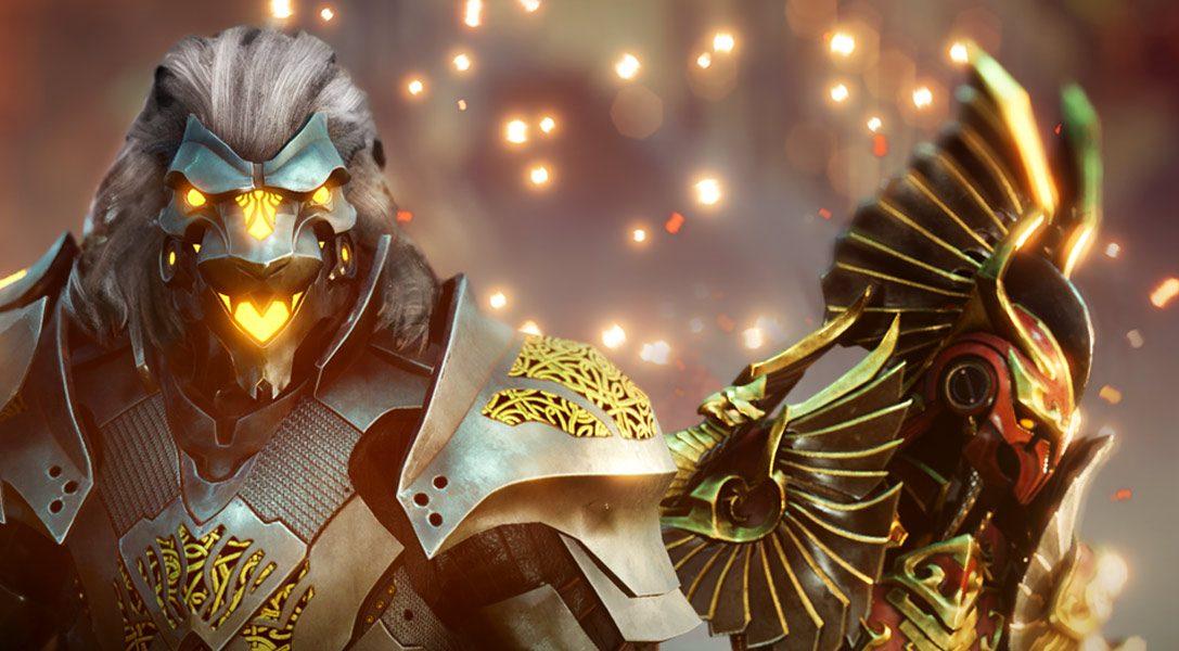 Se anuncia Godfall para PlayStation 5: el título de acción 'Looter-Slasher' llegará a la siguiente generación