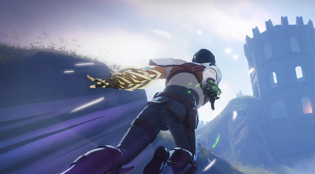 State of Play 4 #   Se anuncia la beta del battle royale de fantasía Spellbreak para PS4
