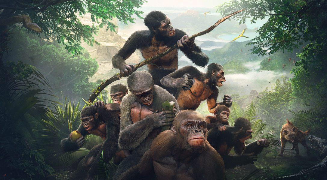 Carta de Patrice Désilets, director creativo de Ancestors: The Humankind Odyssey