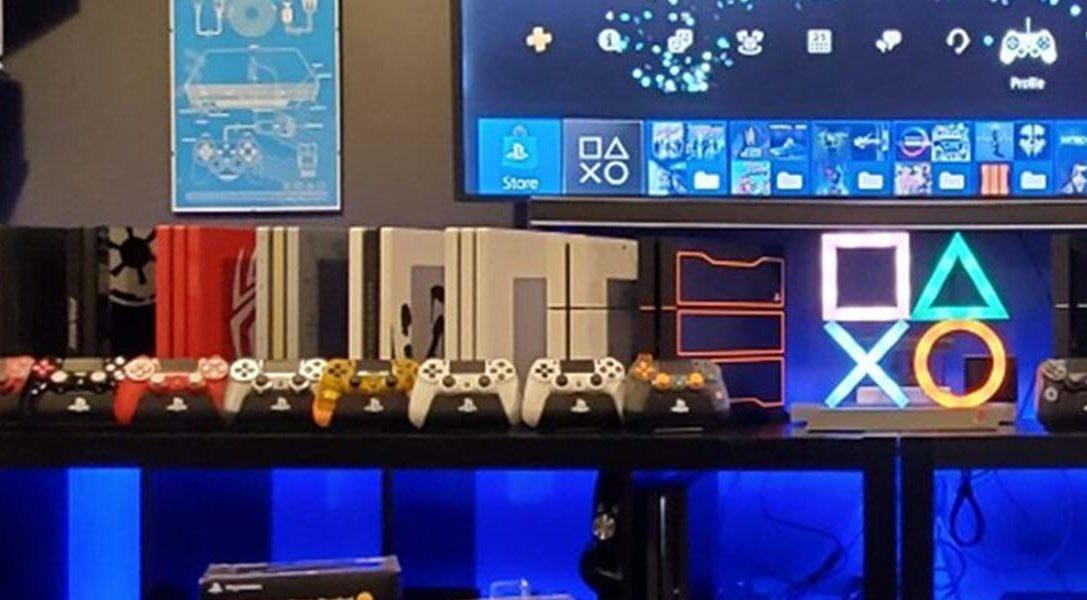 Los fans de PlayStation de todo el mundo muestran su zona de juego