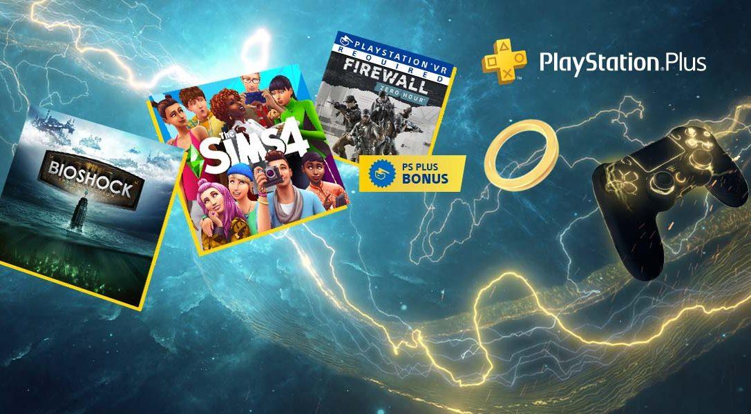 Juegos gratuitos de PS Plus en febrero   Bioshock: The Collection, Los Sims 4 y Firewall Zero Hour