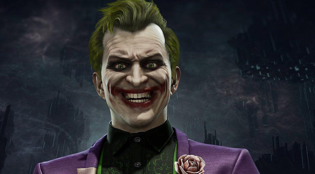 """La """"versión más horrible y despiadada"""" del Joker llega mañana a Mortal Kombat 11"""