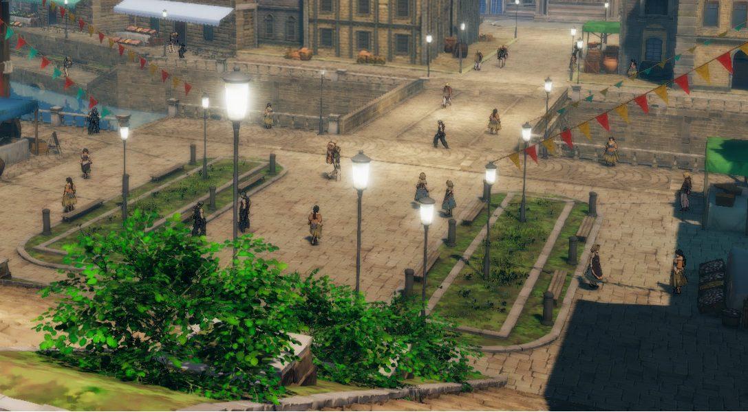 Cómo recreó Koei Tecmo la icónica ciudad de Magnolia, de Fairy Tail, para su próximo RPG de PS4