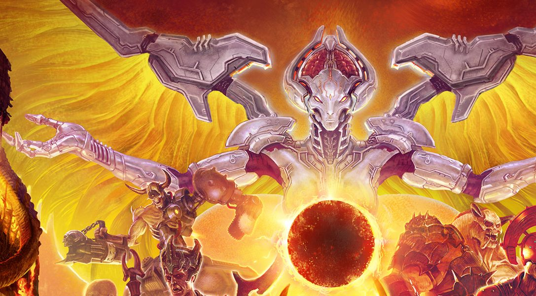 Cómo se centra DOOM Eternal en la variedad para convertirse en un juego mejor y más grande