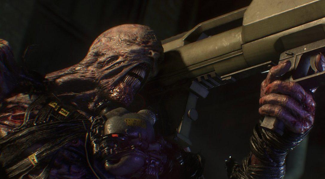 El nuevo tráiler de Resident Evil 3 muestra el proceso de creación de Nemesis