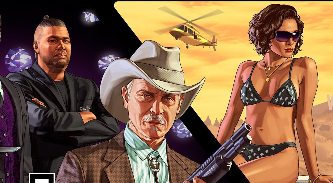 Grand Theft Auto V fue el juego más descargado en PlayStation Store de diciembre