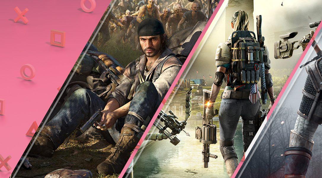 Más juegos se unen a las Rebajas de Enero de PS Store a partir de hoy