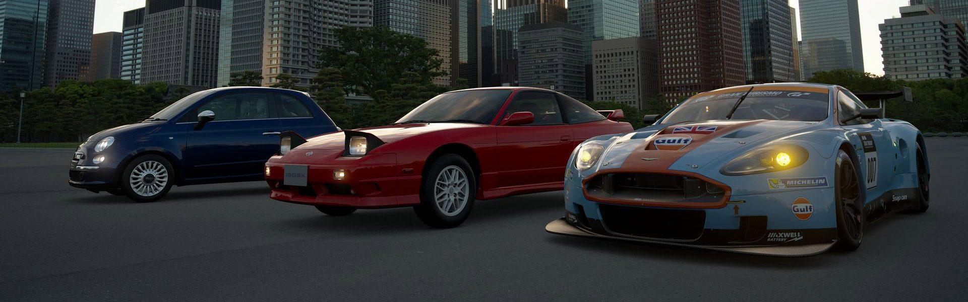 Llegan A Gran Turismo Sport Tres Nuevos Coches Que Incluyen El Aston Martin Dbr9 Gt1 Playstation Blog En Espanol