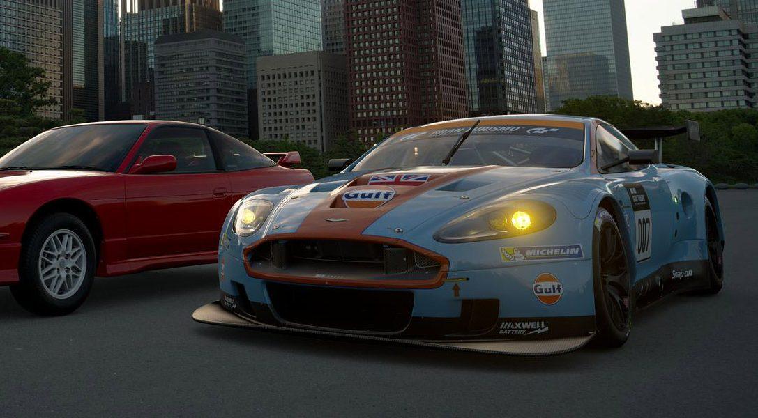 Llegan a Gran Turismo Sport tres nuevos coches que incluyen el Aston Martin DBR9 GT1