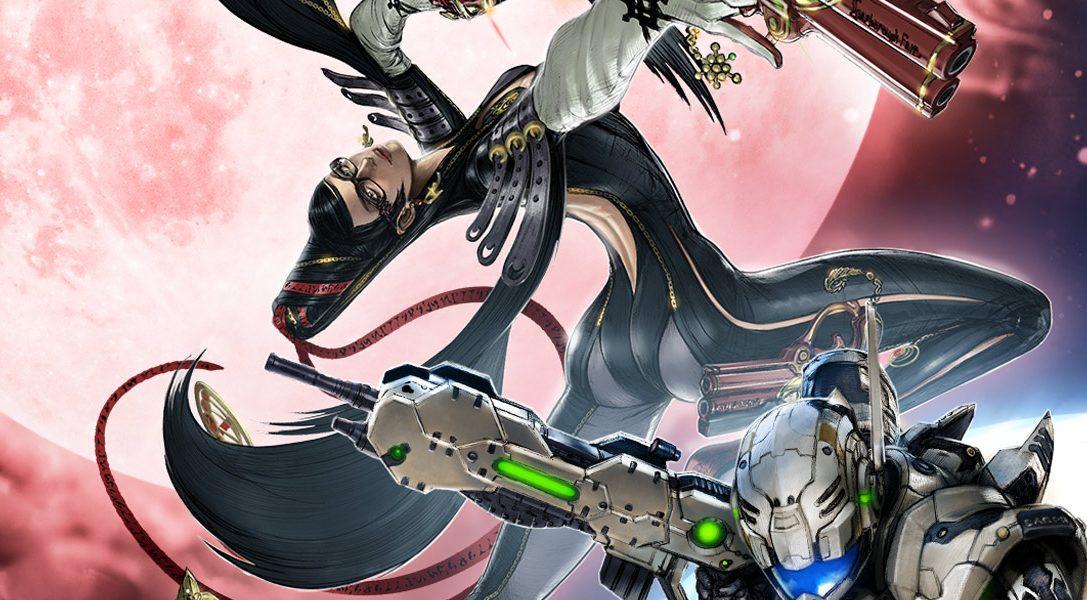 Los clásicos de acción de PlatinumGames Bayonetta y Vanquish ahora en 4K y 60FPS en PS4 Pro