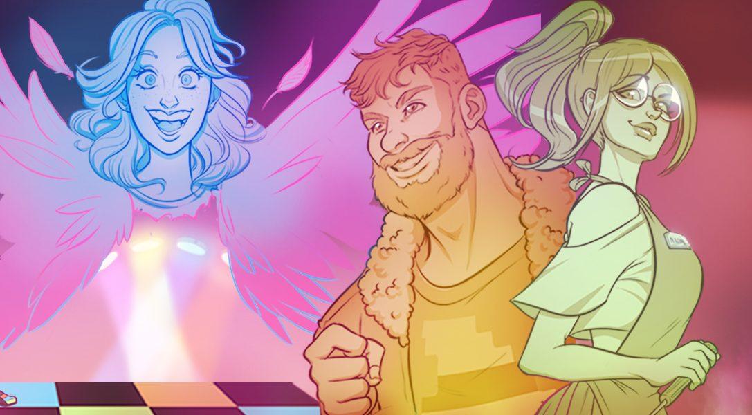 Haz amigos y encuentra el amor en una comunidad de jugadores con la novela visual Arcade Spirits