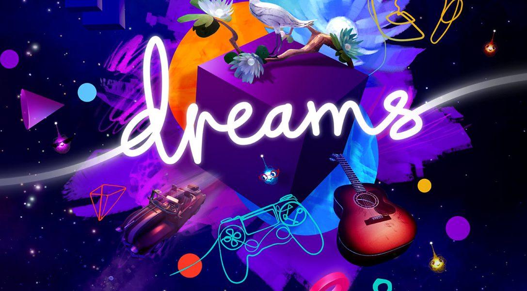 Media Molecule te acompaña en un recorrido por Dreams,  ya a la venta para PS4