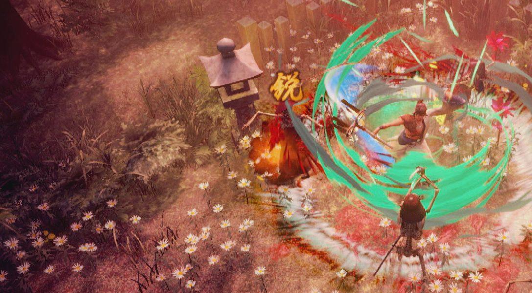 El juego de mazmorras Katani Kami: A Way of the Samurai Story ya tiene fecha de lanzamiento para PS4