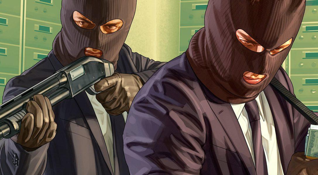 Grand Theft Auto V ha sido el juego más descargado en enero de PlayStation Store