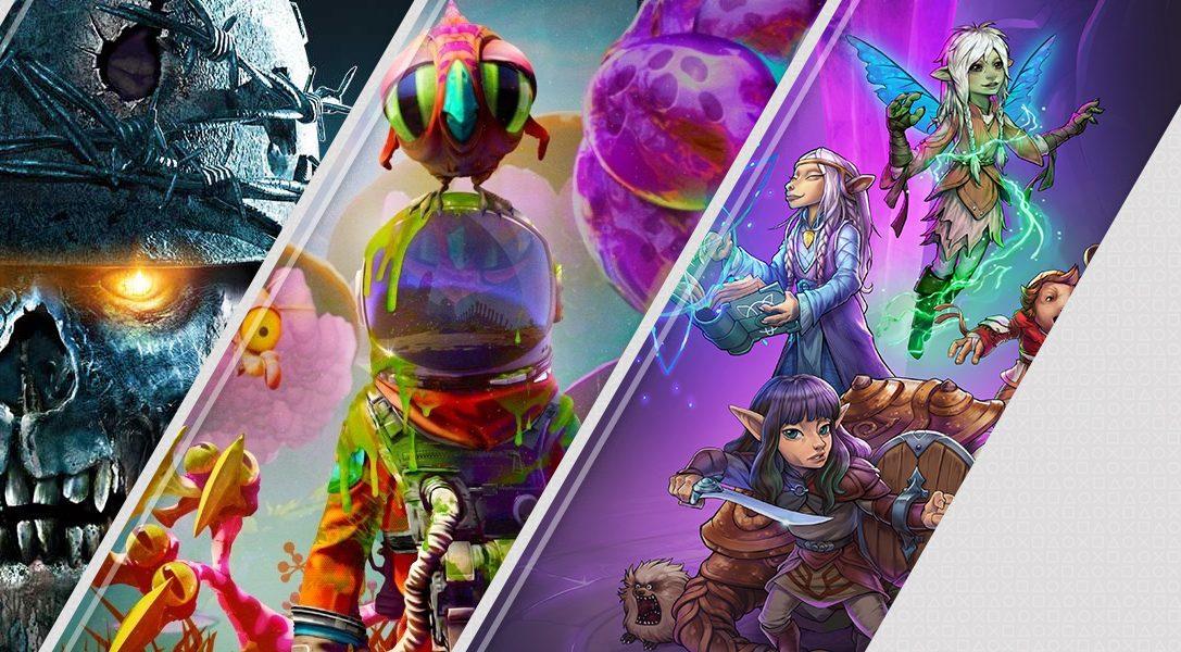 Estos son los lanzamientos de esta semana en PlayStation Store