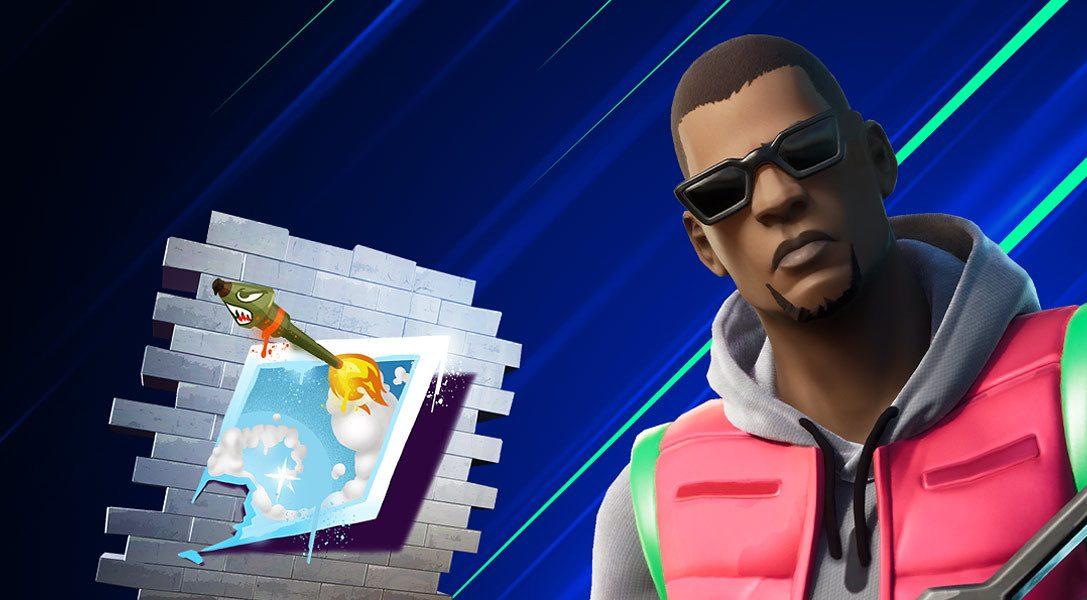 Llega la Fortnite: Copa de Celebración y se juega solo en PS4