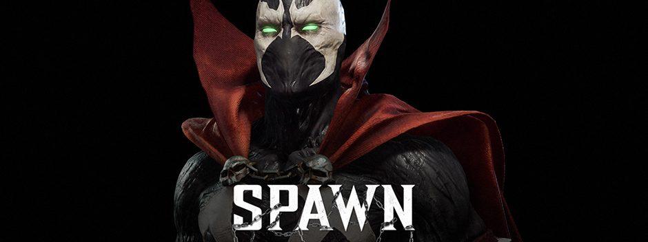 Spawn se unirá al plantel de Mortal Kombat 11