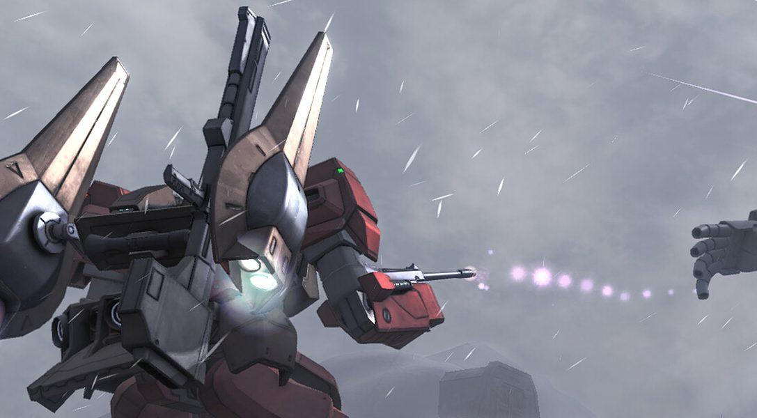 Esta semana se publica el nuevo modo Battle Simulator para Mobile Suit Gundam Battle Operation 2