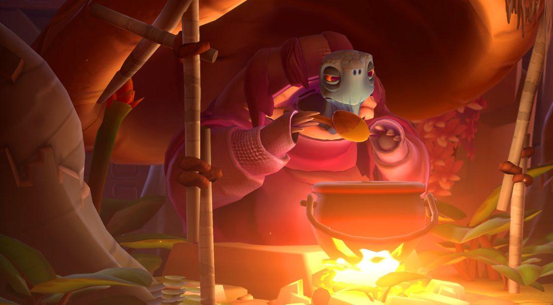 Hello Games nos muestra The Last Campfire, una nueva aventura que llegará en verano a PS4