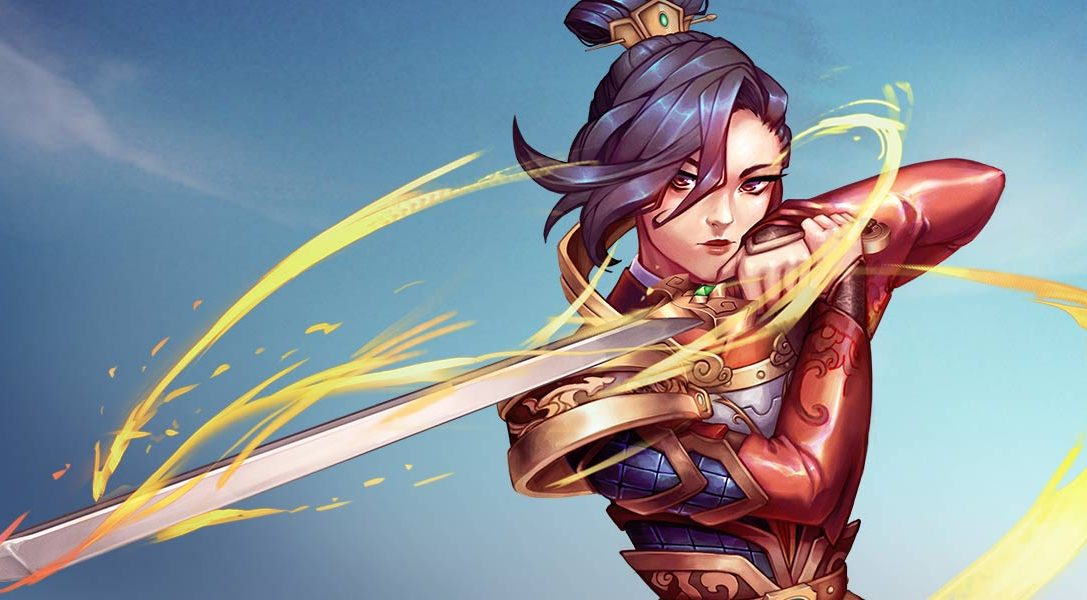 Mulan se une a los combates multijugador de Smite