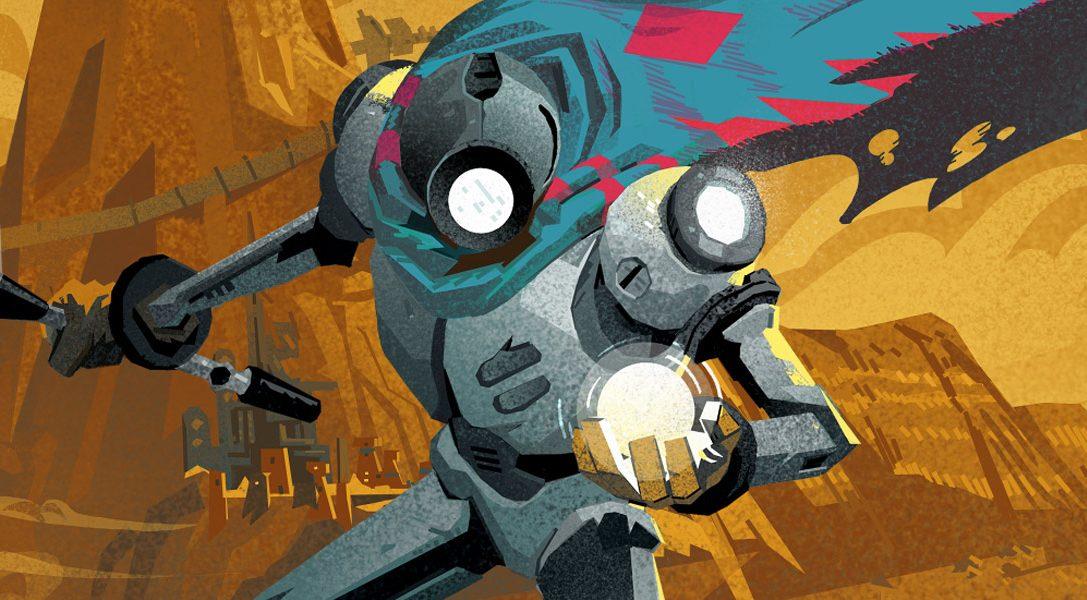 El hack'n slash se fusiona con el pinball en Creature in the Well, que sale a la venta el 31 de marzo para PS4