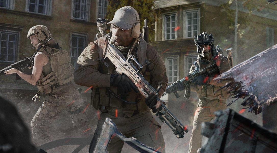 Juega a Call of Duty: Warzone gratis a partir del 10 de marzo