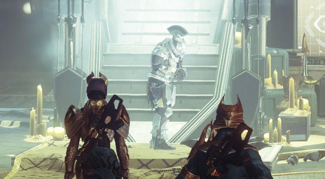 La historia tras las cámaras del evento Fundación Empírea de Destiny 2 contada por Bungie