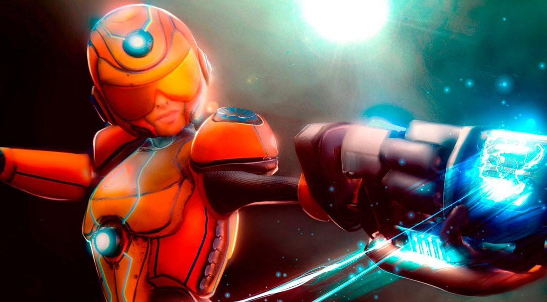 El shooter dinámico Holfraine ya está disponible para PS4